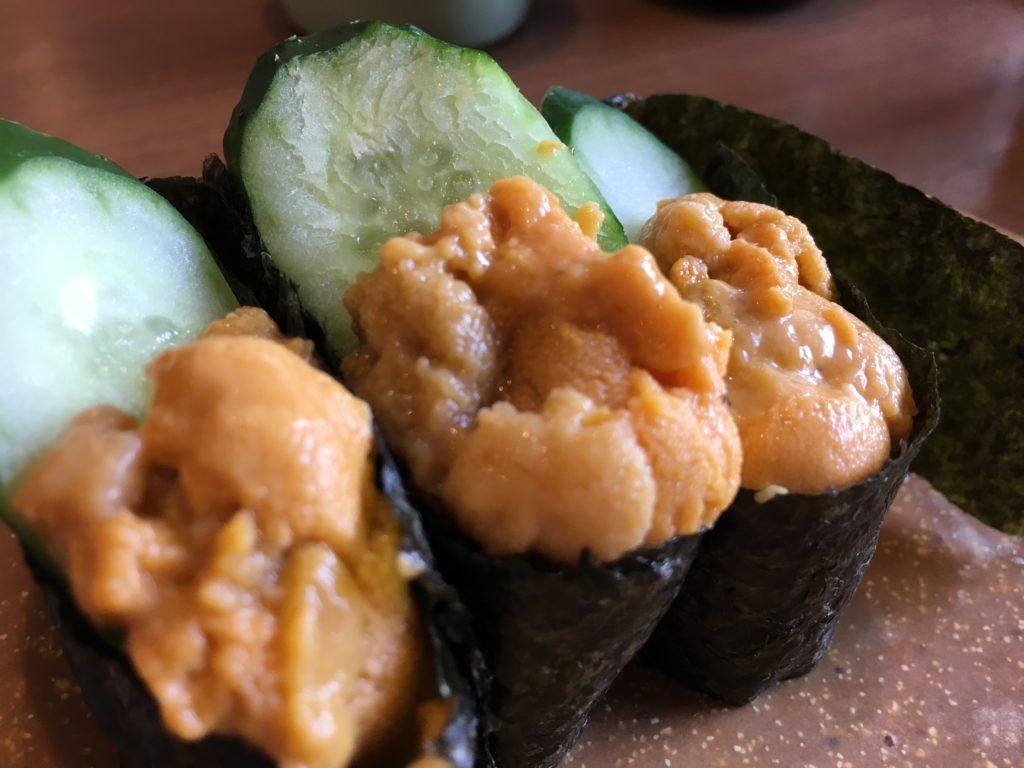 kamesho Kurukuru Sushi, Beppu