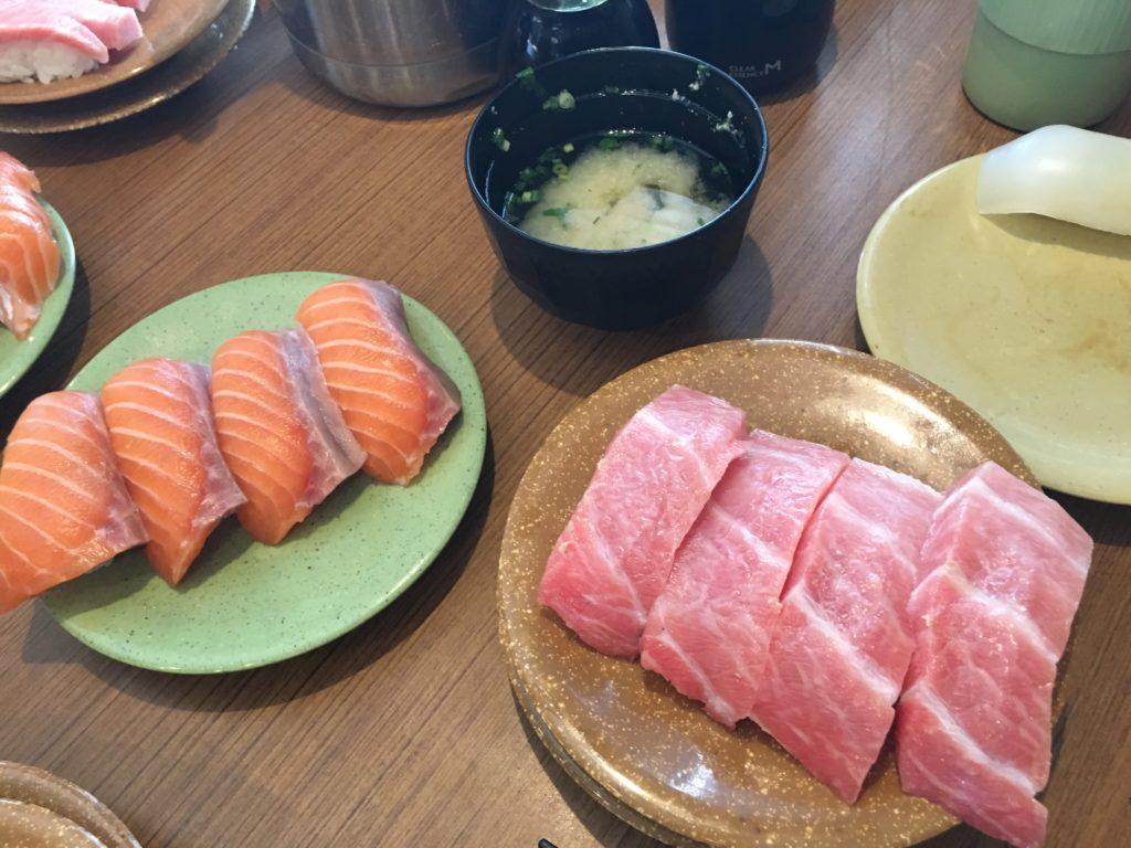 kemesho kurukuru sushi beppu