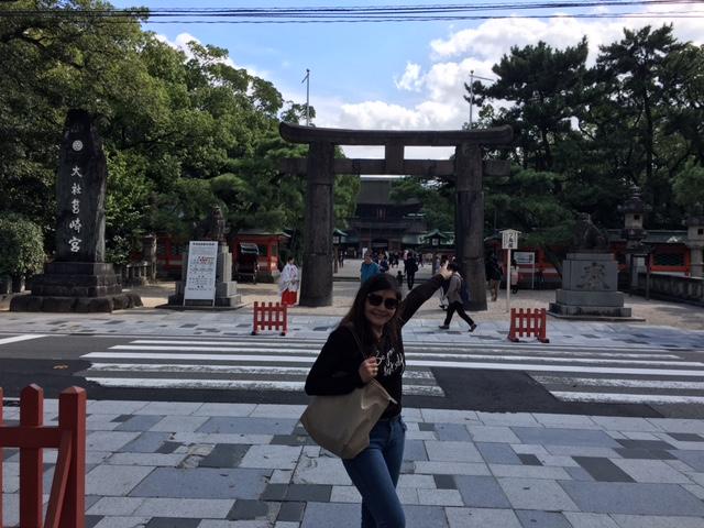 hakozaki shrine things to do in fukuoka