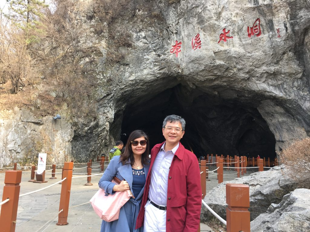 Benxi Water Cave - A Great Place To See in China