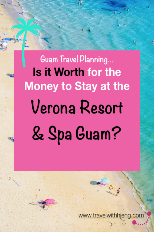 Guam hotel veronal resort and spa
