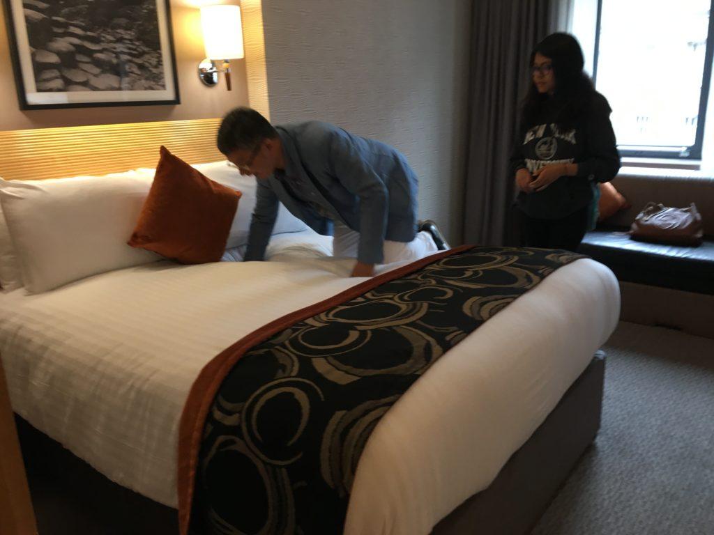 CLAYTON HOTEL IN BELFAST REVIEW