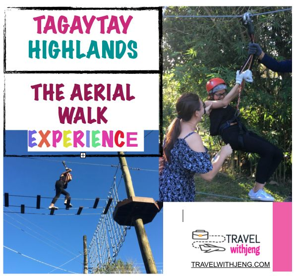 what to do in tagaytay highlands