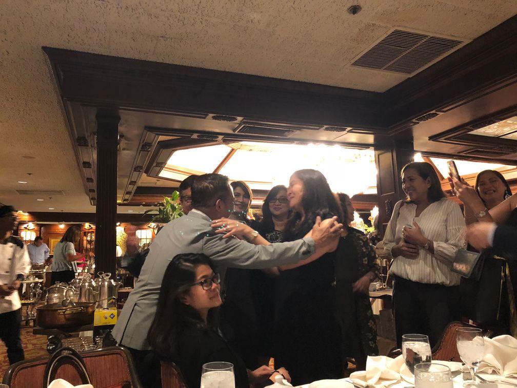 My 50th Birthday Surprise in New York