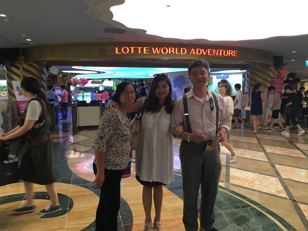 My Trip to South Korea With My Mom