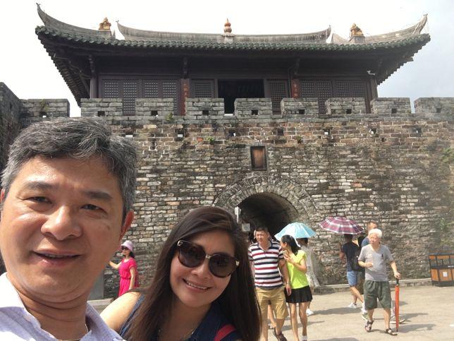 Dapeng Fortress & Dongshan Temple