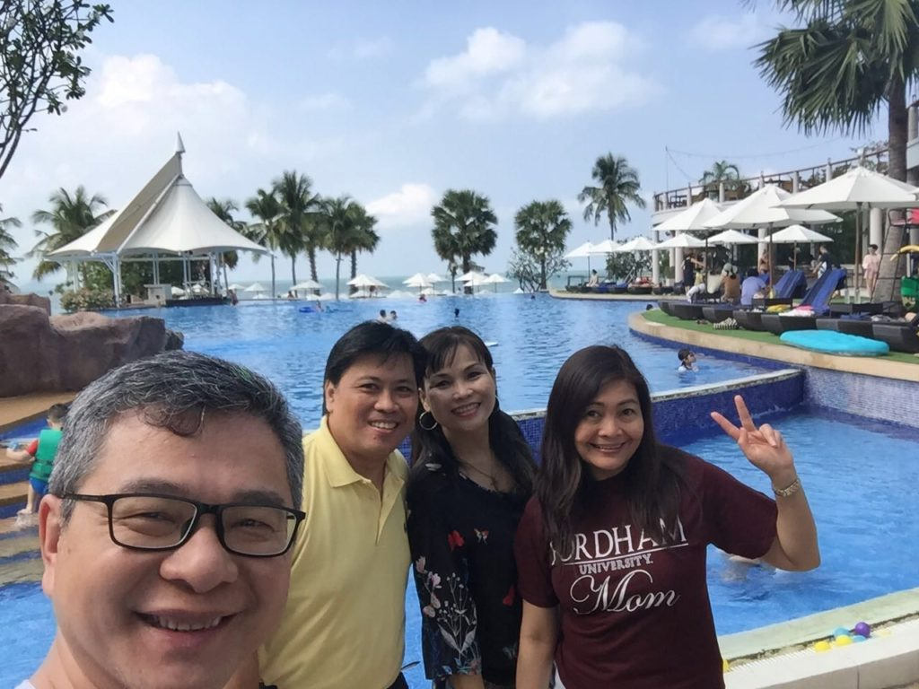 Movenpick Hotel Pattaya beach side