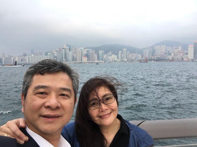 Garden of Stars Hong Kong