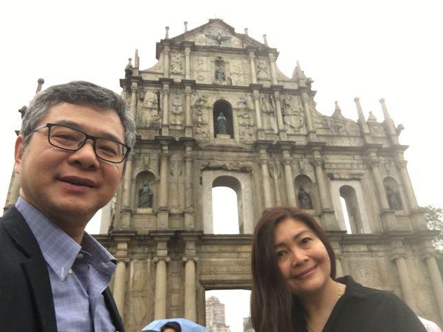 St. Paul's Ruins in Macau