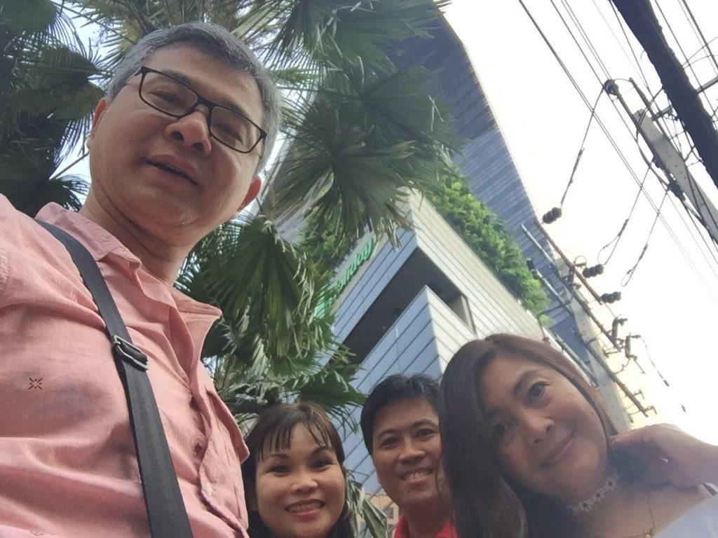 holiday inn sukhumvit, bangkok
