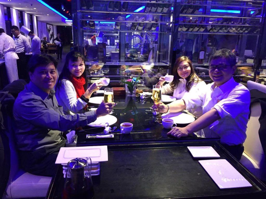 DaDong Roast Duck Restaurant, Beijing