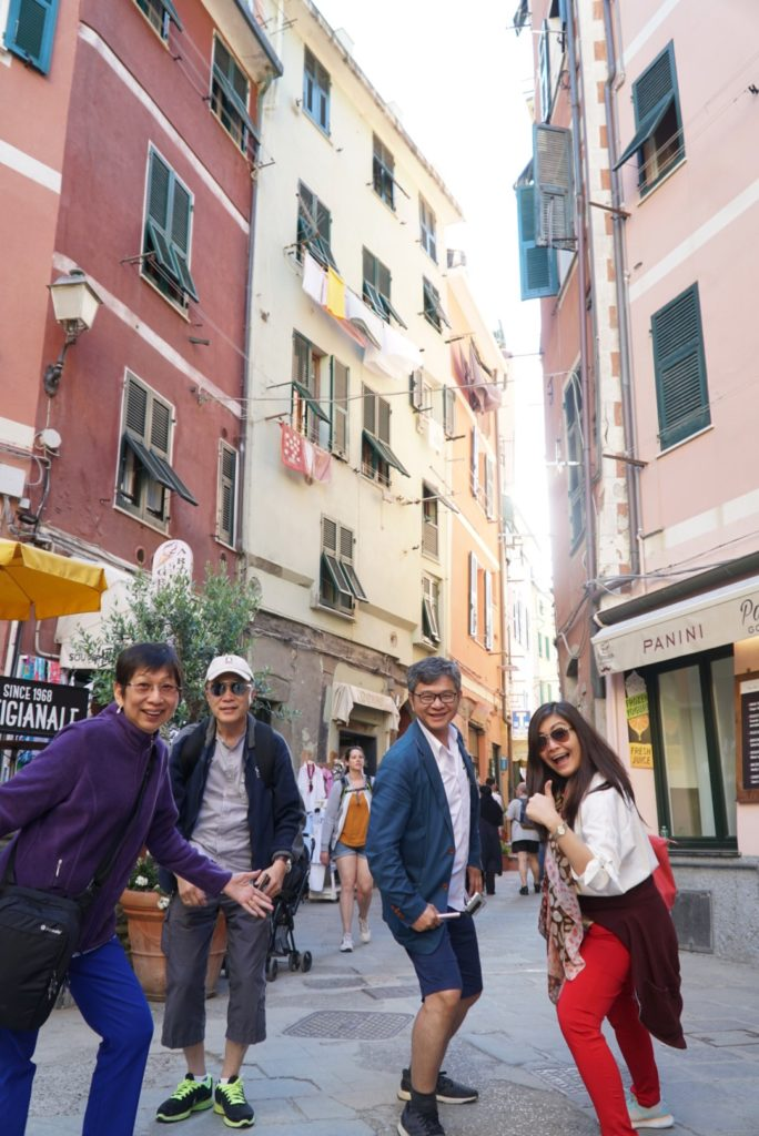 What to see in Cinque Terre Italy