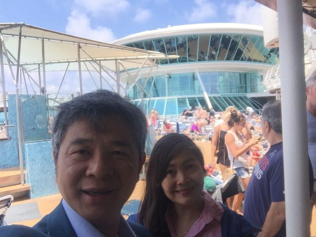 Royal Caribbean Cruise Rhapsody of the Seas