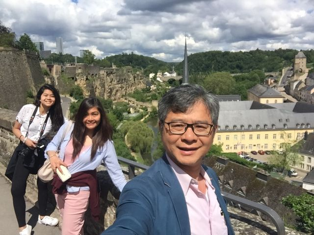 how to get to luxembourg from brussels