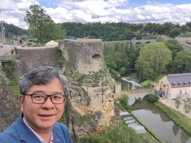 Bock Casemates in Luxembourg
