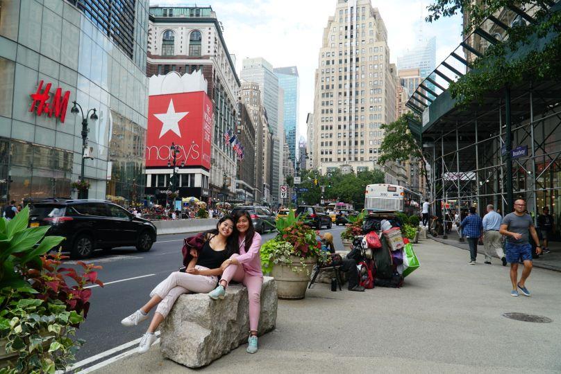 macy's NYC