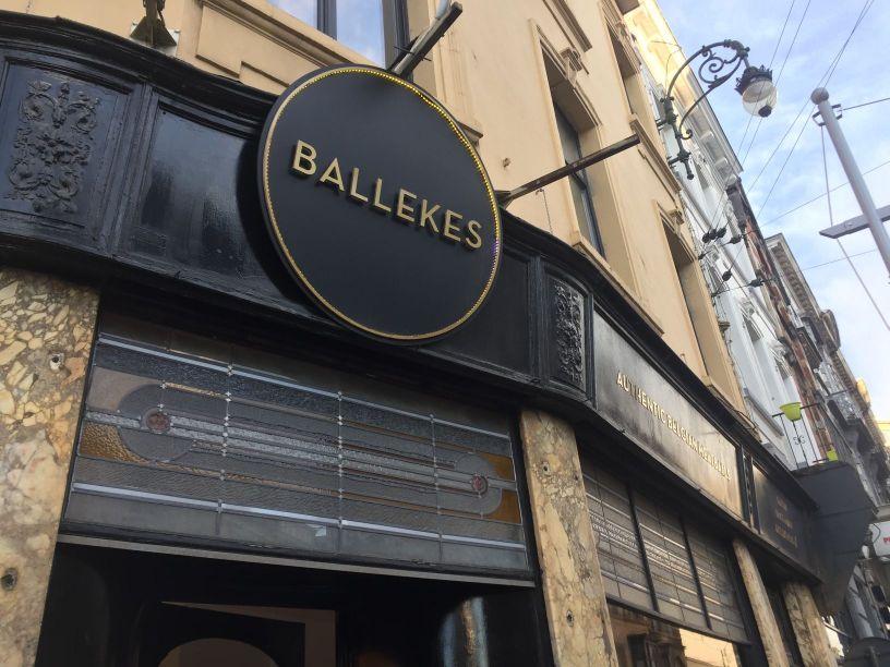 Ballekes Brussels Restaurant