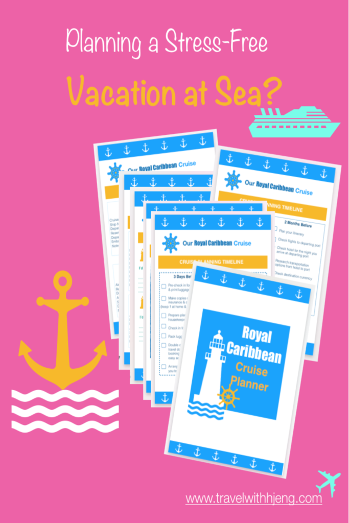 The best royal Caribbean cruise planner