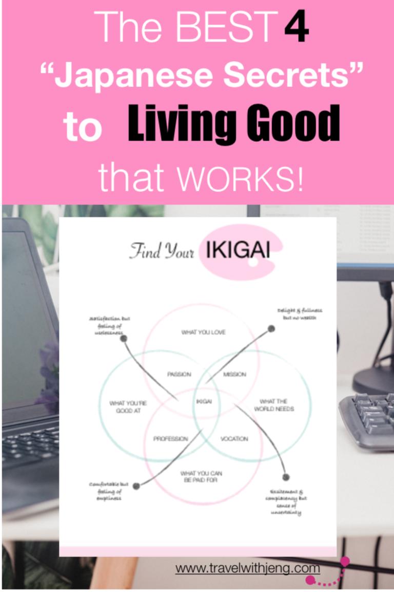 living good secrets that works