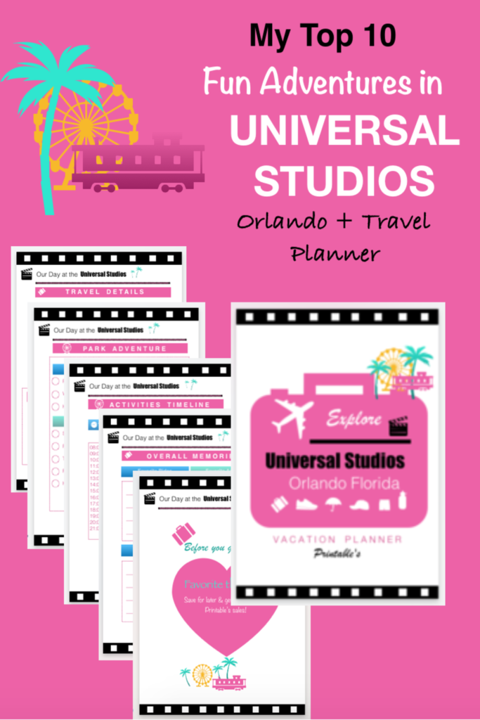 Universal Studios Orlando Rides