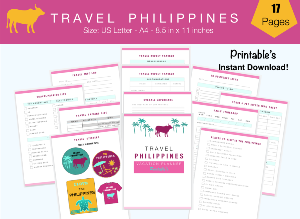 travel Philippines vacation planner