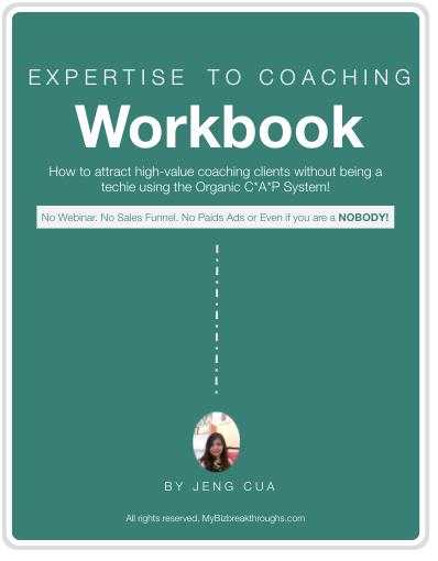 expertise to coaching