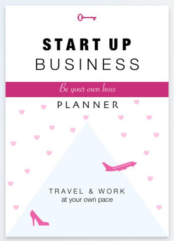 startup business planner