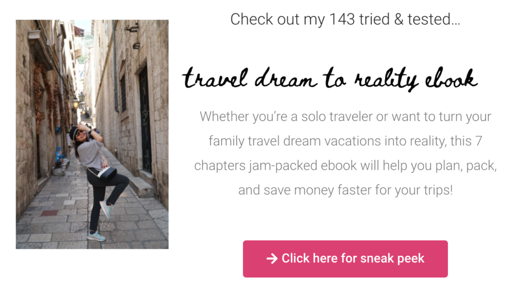 travel dream to reality ebook