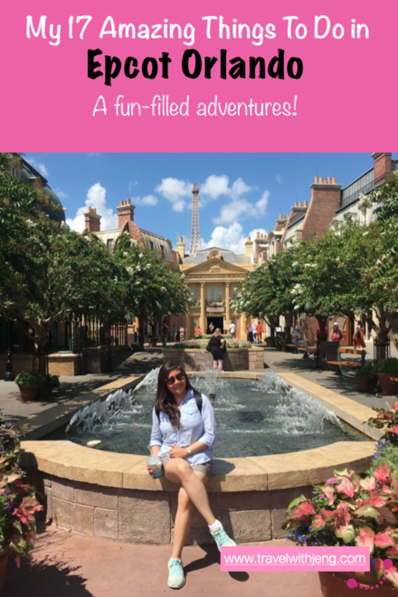 things to do in epcot