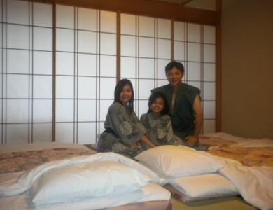 fuji view hotel ryokan room
