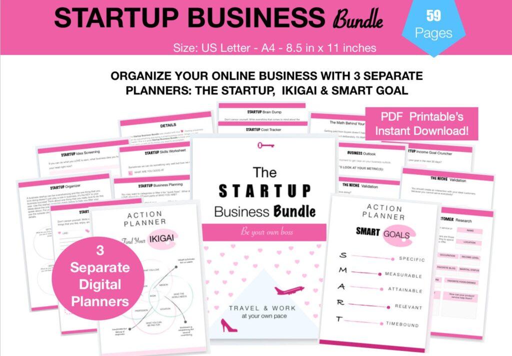 startup business bundle