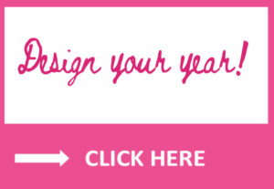design your year goal setting