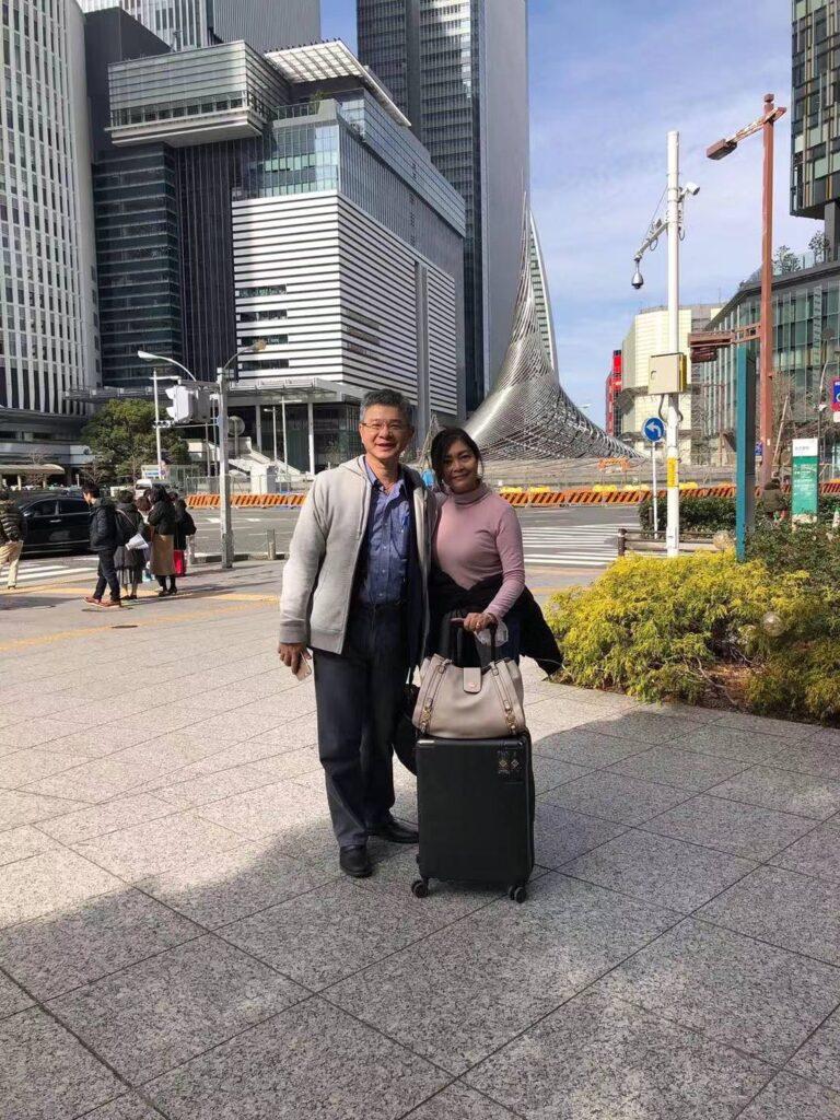 my trip to nagoya japan